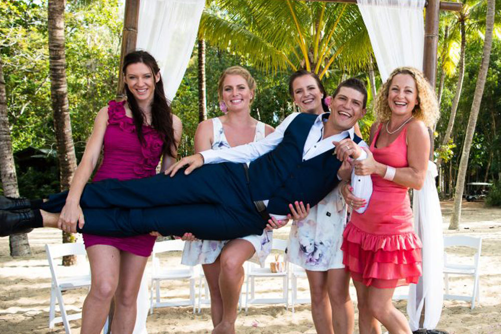 Cairns Wedding